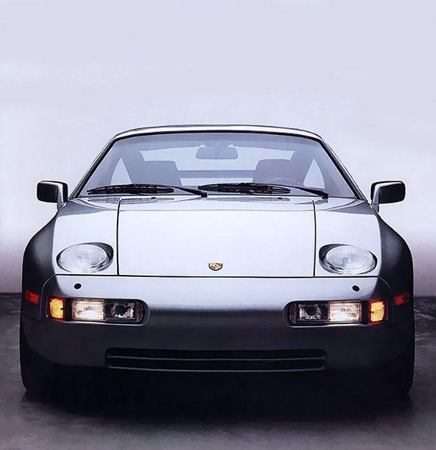 """Porsche 928 S4 - the original """"Land Shark"""""""