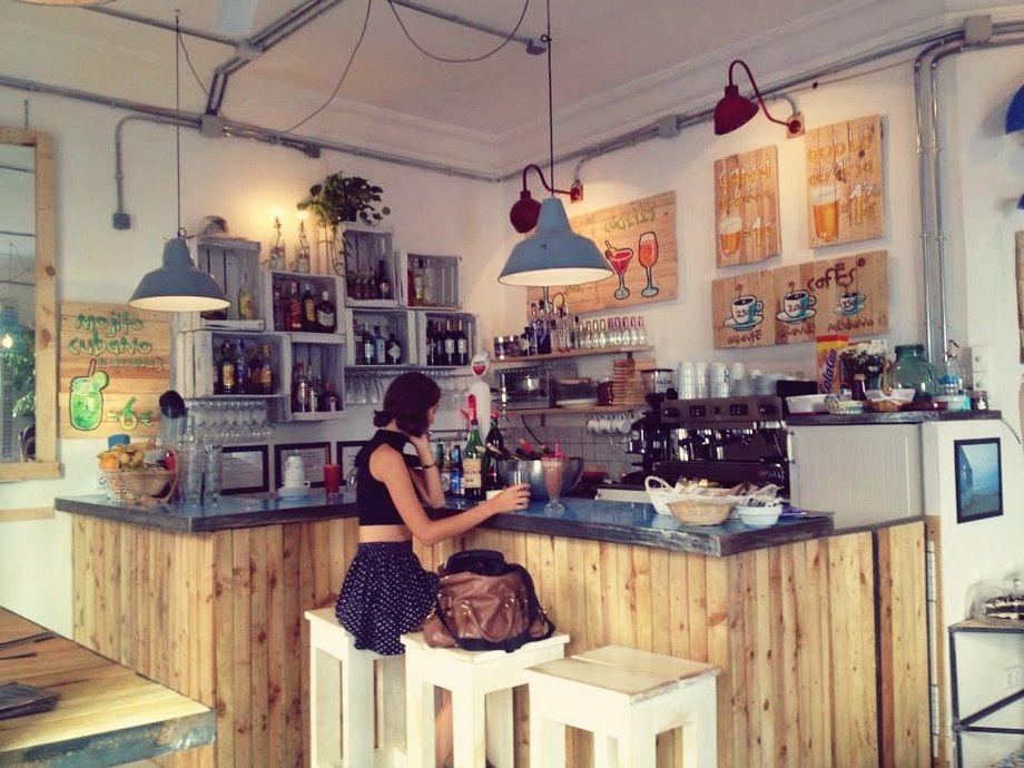 Decoracion vintage bares cerca amb google restaurant - Decoracion vintage reciclado ...