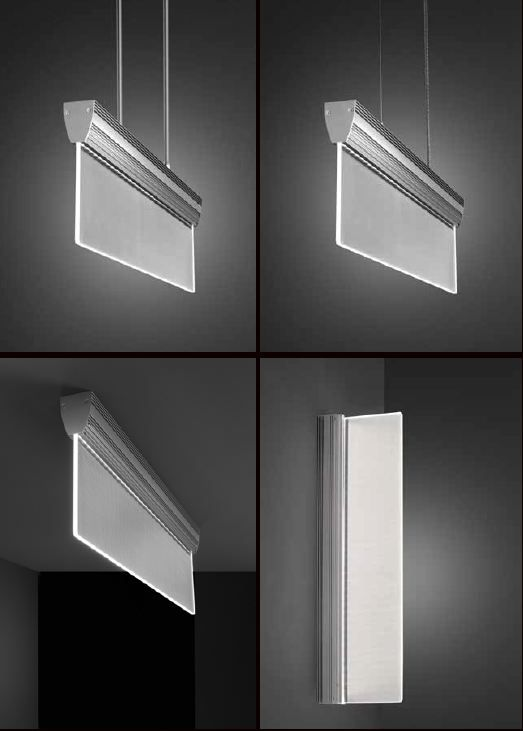 Insight Lighting  ParaLED Linear Luminous Light Panels