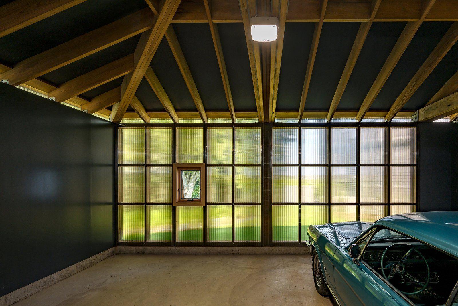 Photo 3 Of 5 In Top 5 Homes Of The Week With Revved Up Garages From Garage Design Modern Garage Design Garage Makeover
