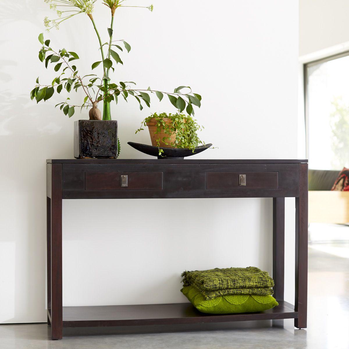 Sideboard aus Mahagoni Zenaka Bizen | Flur | Pinterest | Mahagoni ...