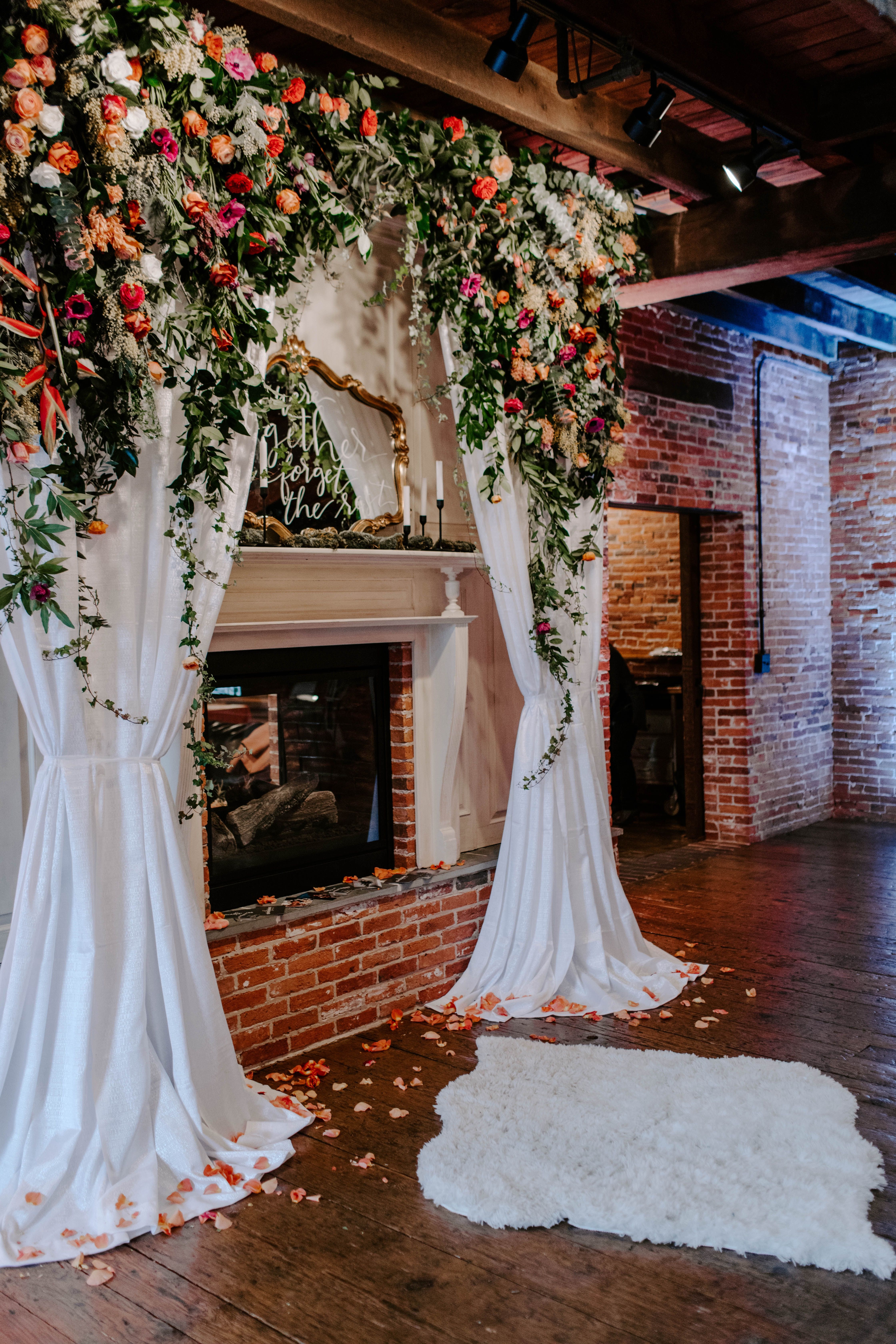 Wedding decorations house  Pin by The Booking House  Wedding and Event Venue in Central PA on