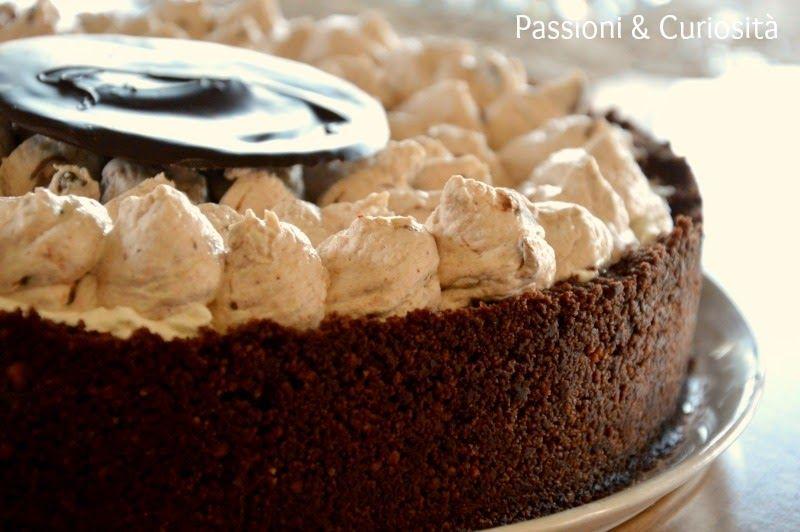 #cheesecake al #cocco #dolciestivi #sweet  https://passioniandcuriosita.blogspot.com/2017/08/cheesecake-al-cocco.html