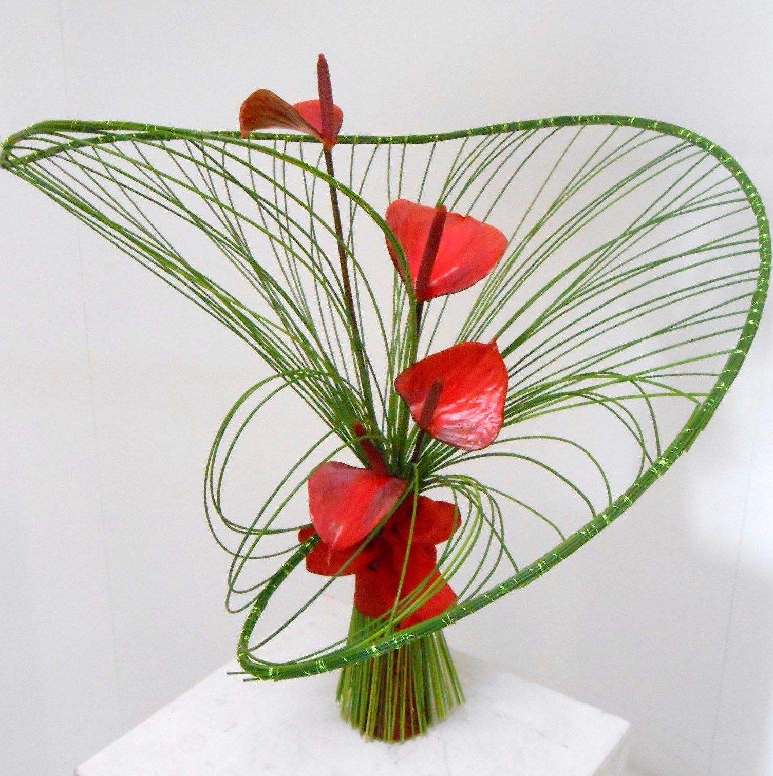 Contemporary vase arrangement interiors pinterest contemporary vase arrangement floridaeventfo Choice Image
