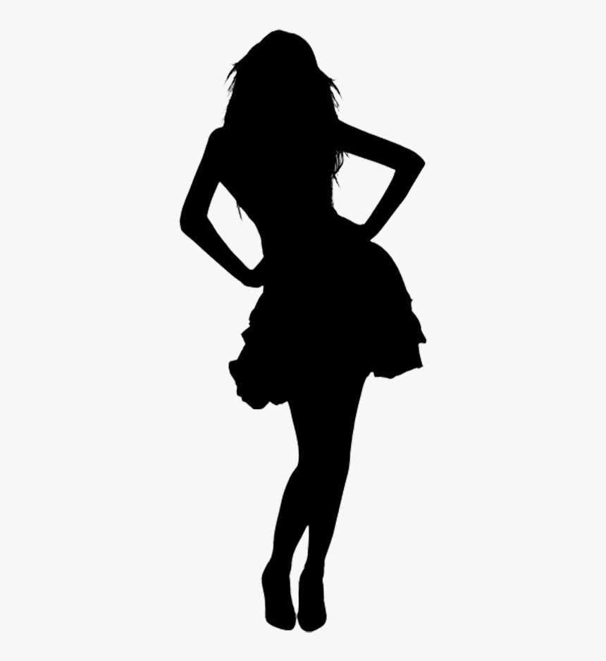 Female Silhouette Woman Silhouette Png Transparent Png Kindpng Woman Silhouette Silhouette Png Silhouette