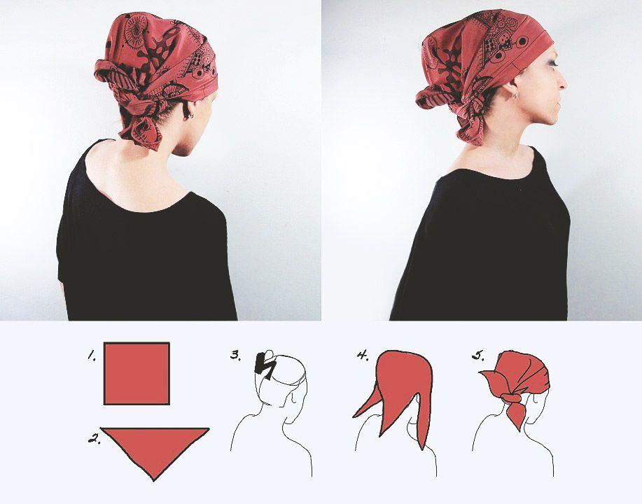 6 SIMPLE WAYS TO WEAR HEAD SCARF Head scarfs, Wear a