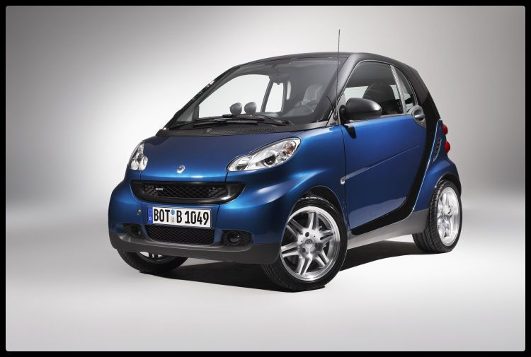 Smart Fortwo Coupe Brabus Smart Fortwo Smart Car Smart Brabus