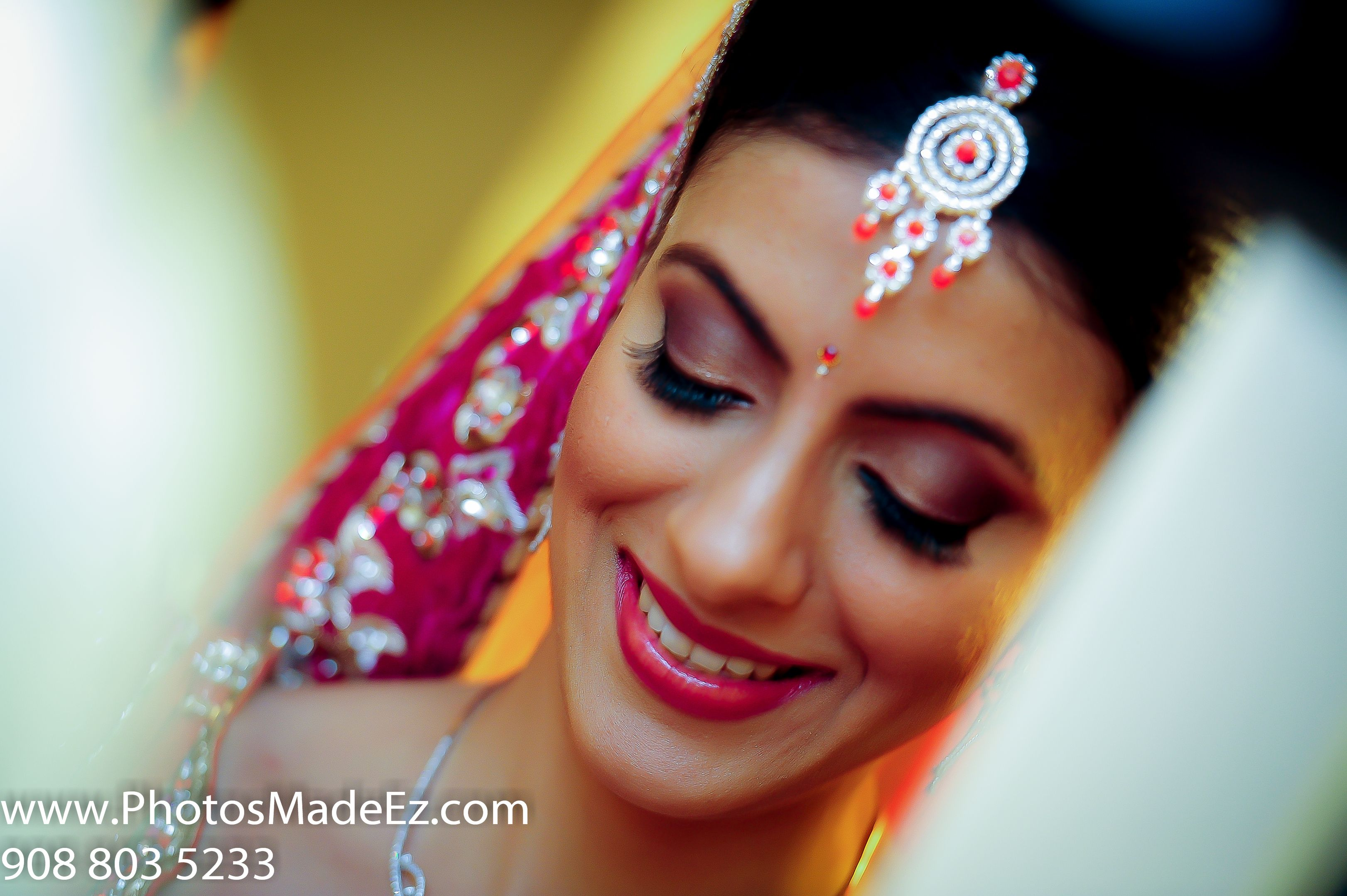 Bridal Jewellery In Sindhi Wedding Brunswick Hyatt