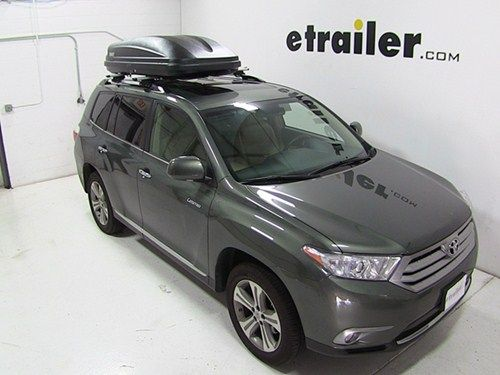Thule Pulse Large Rooftop Cargo Box 16 Cu Ft Matte Black Thule Roof Box Th615 Cargo Carrier Roof Box Thule