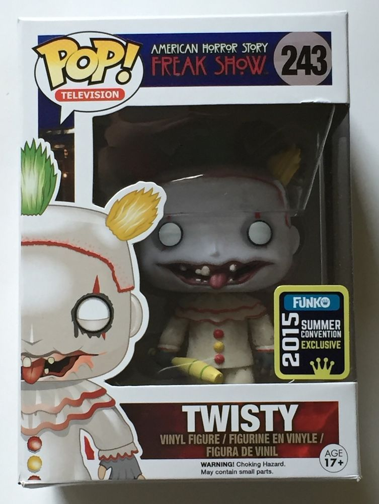 FUNKO POP American Horror Story Collection Figure Statue Geek Twisty