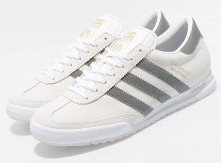 Adidas Beckenbauer Allround trainers get a reissue in white