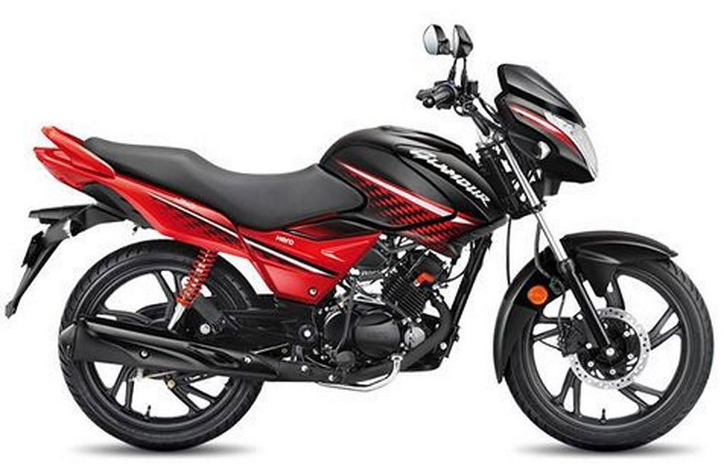 Hero Glamour Sv Launched Priced At Rs 57 755 Honda New