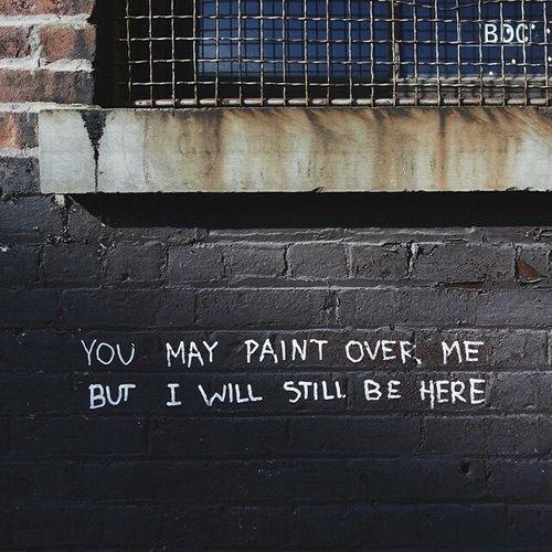 Graffiti Sad Quotes: Aesthetic, Dark, Dark Grunge, Glow, Grunge, Hipster, Indie