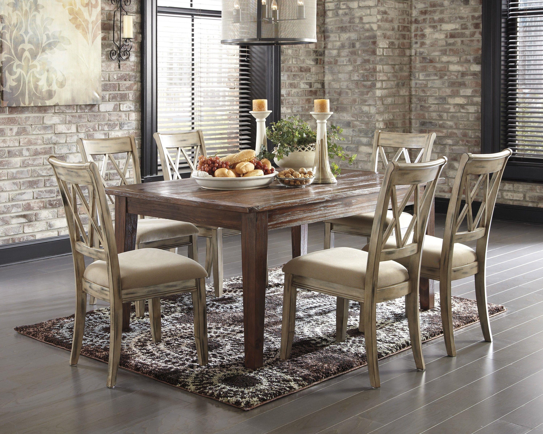 7 Piece Rectangular Dining Room