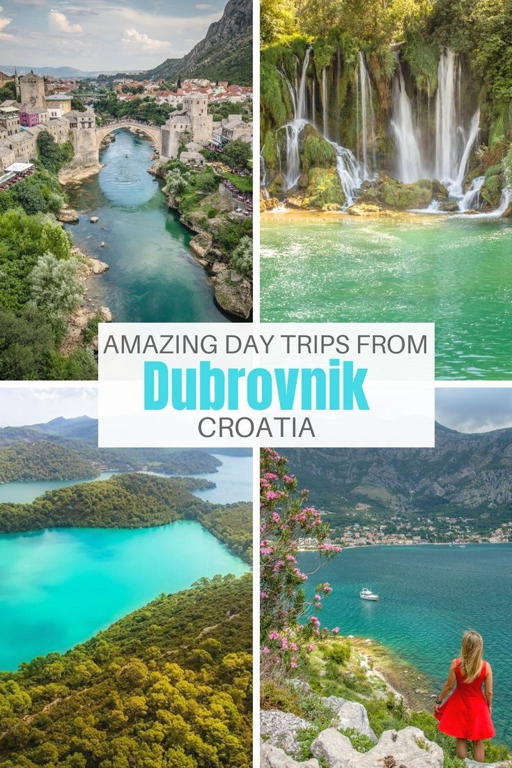 The best day trips from including Cavtat Mljet National Park