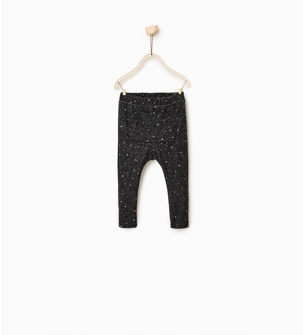 Obrázok 2 z Legíny so škvrnkami od spoločnosti Zara