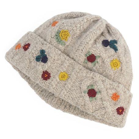 NEEDLEWORK BEANIE - CA4LA(カシラ)公式通販 - 帽子の販売・通販 -