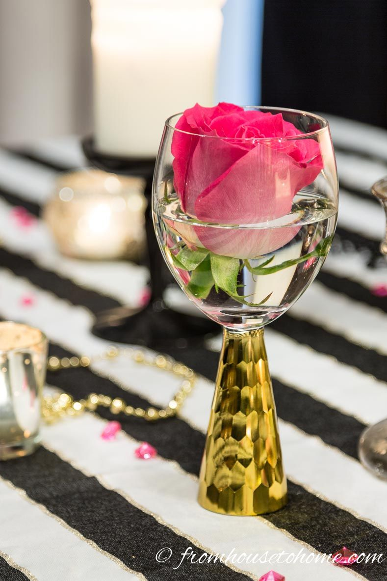 Easy Valentine Day Table Decoration Ideas Entertaining Diva From House To Home Valentine Day Table Decorations Valentine Table Decorations Diy Outdoor Decor