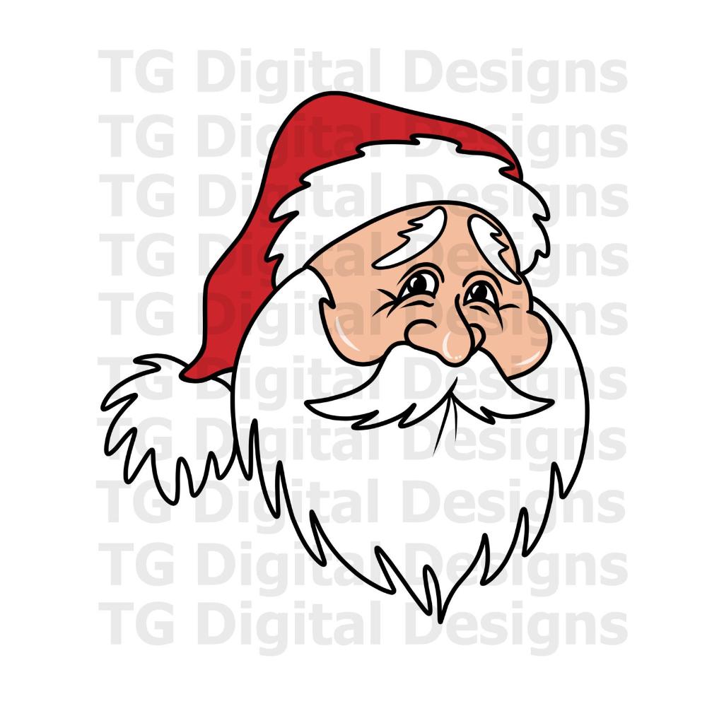Christmas Png Santa Png Santa Claus Png Santa Face Etsy Santa Face Santa Claus Christmas Cartoons