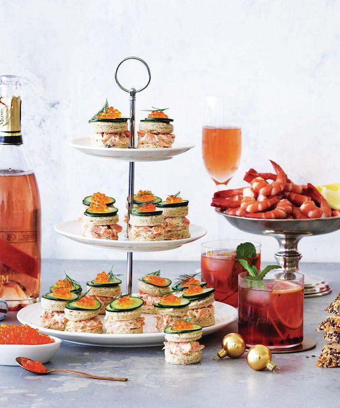▷ 1001 idées de toast de Noël savoureux que vous allez aimer