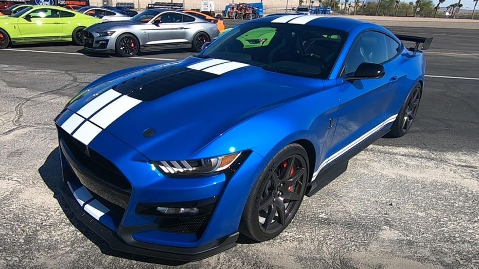 Test Drive The 2020 Ford Mustang Shelby Gt500 Is The Most Powerful Ford Ever In 2020 Ford Mustang Shelby Mustang Shelby Ford Mustang