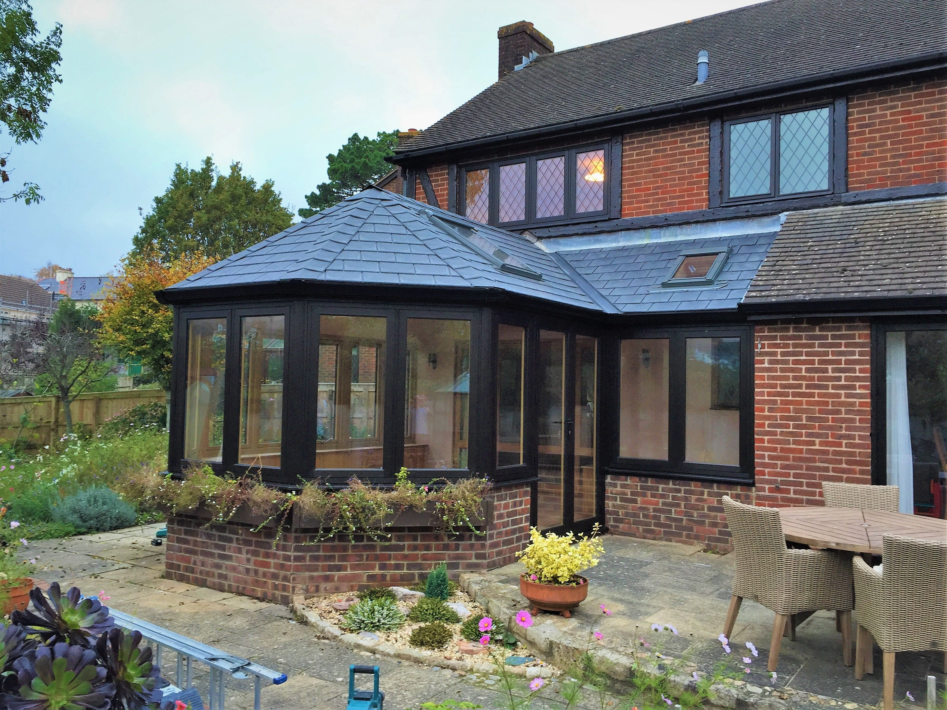 Bespoke Orangeries from | Orangery, Residences, Outdoor ... on Bespoke Outdoor Living id=14214