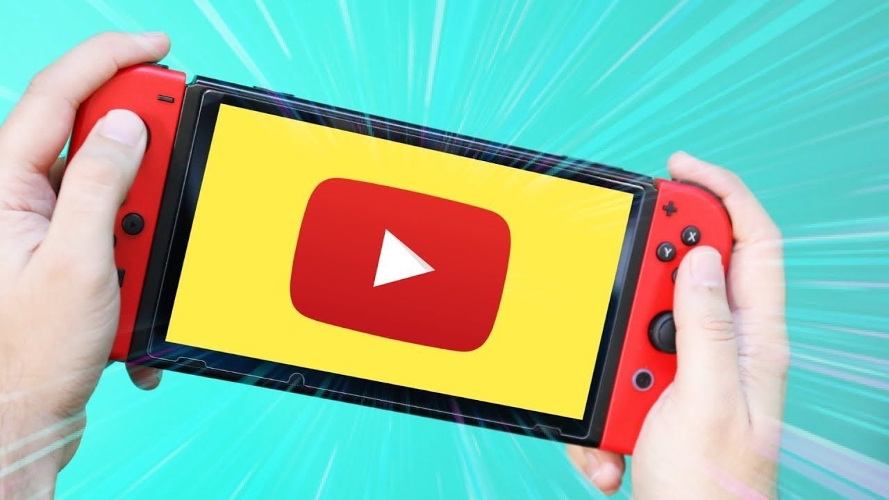 قوقل توفر تطبيق يوتيوب على جهاز الألعاب نينتيندو سويتش Nintendo Switch Nintendo Aplikasi