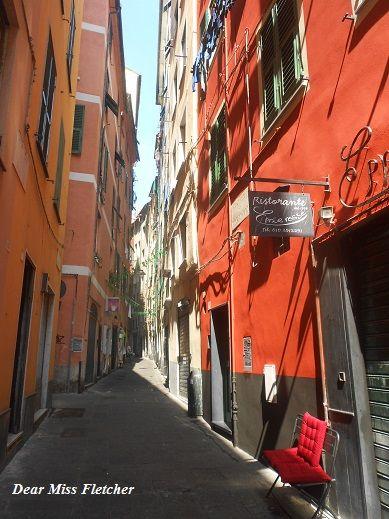 Porta Soprana | Dear Miss Fletcher