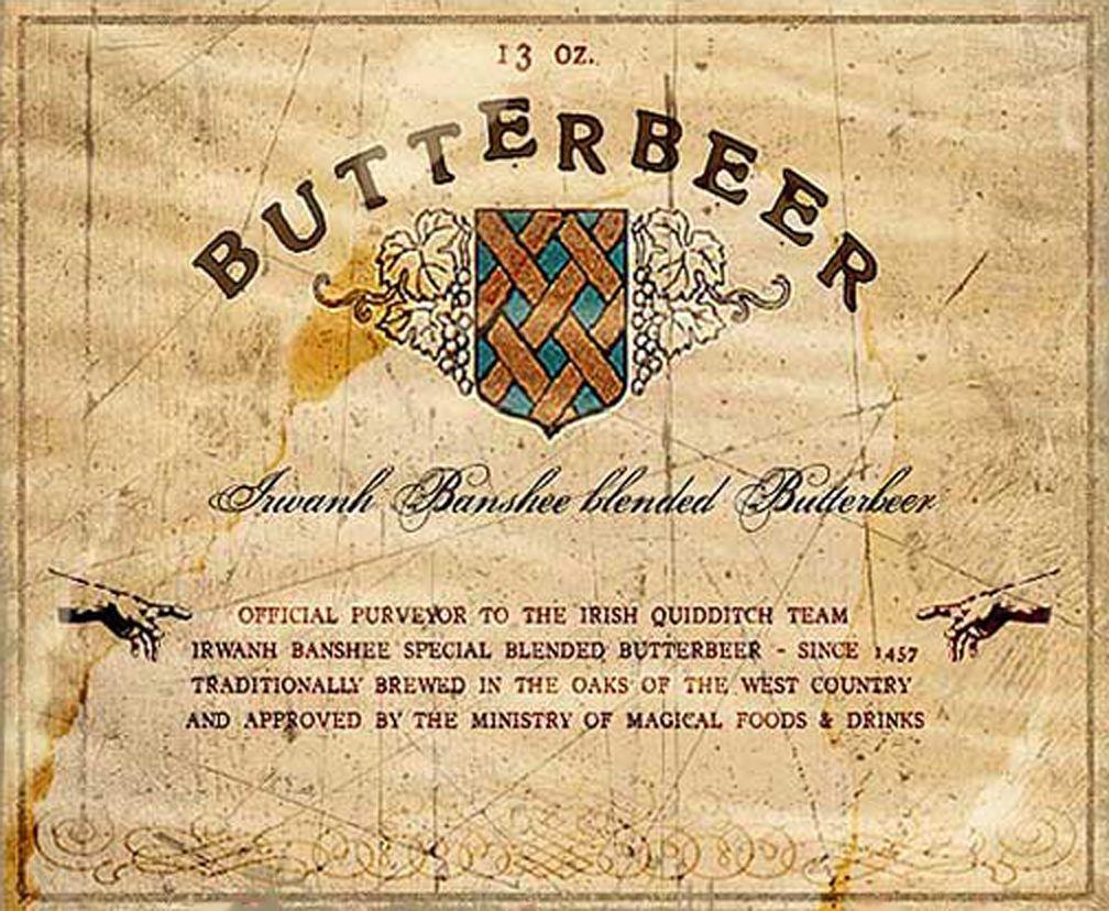 Αποτέλεσμα εικόνας για harry potter butterbeer recipe