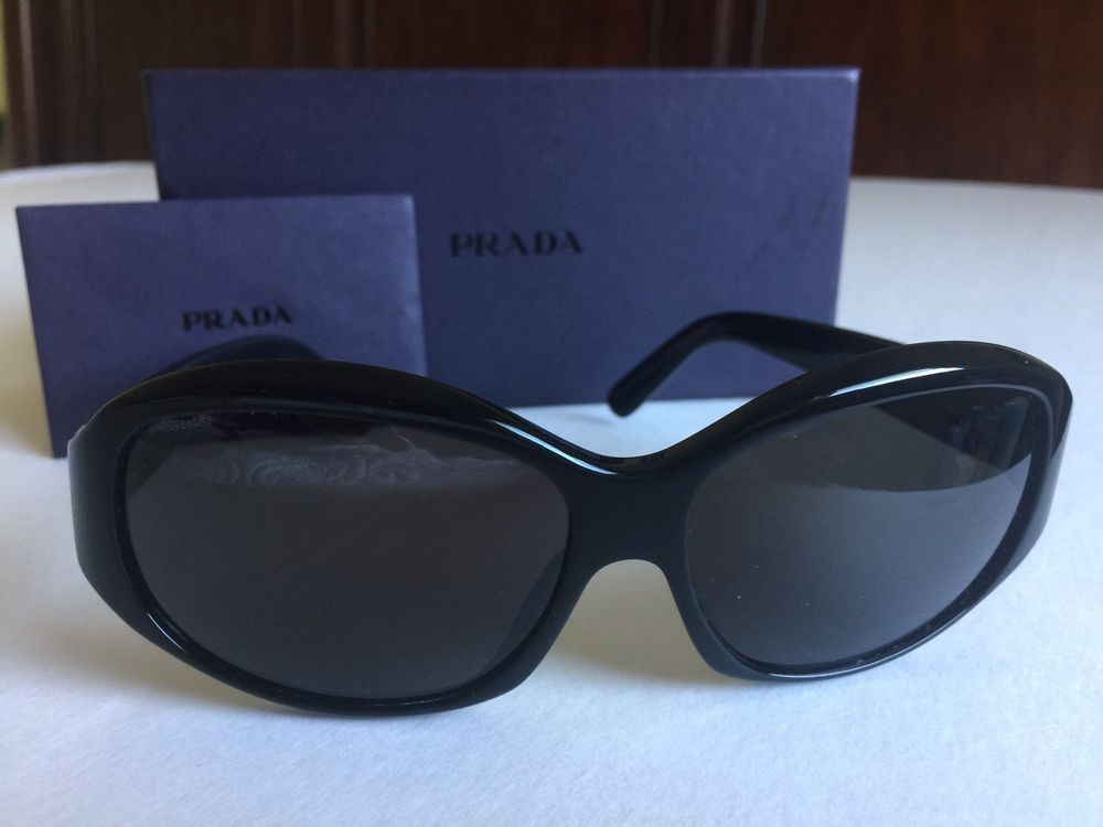 aa216123c1 AUTHENTIC PRADA BLACK WOMENS SUNGLASSES Italy  fashion  clothing  shoes   accessories  womensaccessories  sunglassessunglassesaccessories (ebay link)