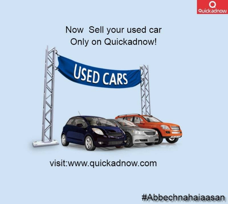 Want to sell old cars? Now sell your old/used cars only at ...