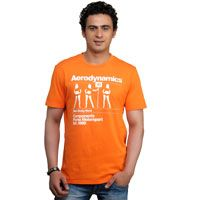 Orange Motorsport Graphic T-Shirt for Rs. 1199 only! Shop this @ http://bit.ly/1HZRmcl