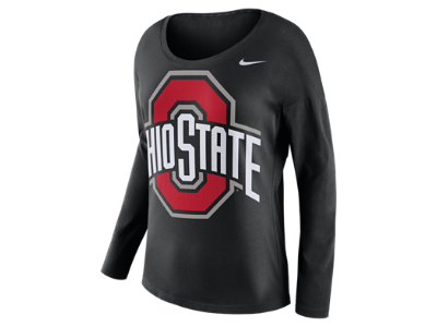 Medium Nike College Tailgate (Ohio State) Women's Top