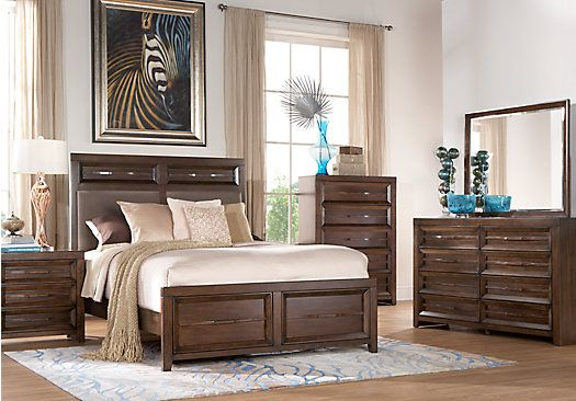 Shop for a Nori 5 Pc King Bedroom at Rooms To Go. Find Bedroom ...