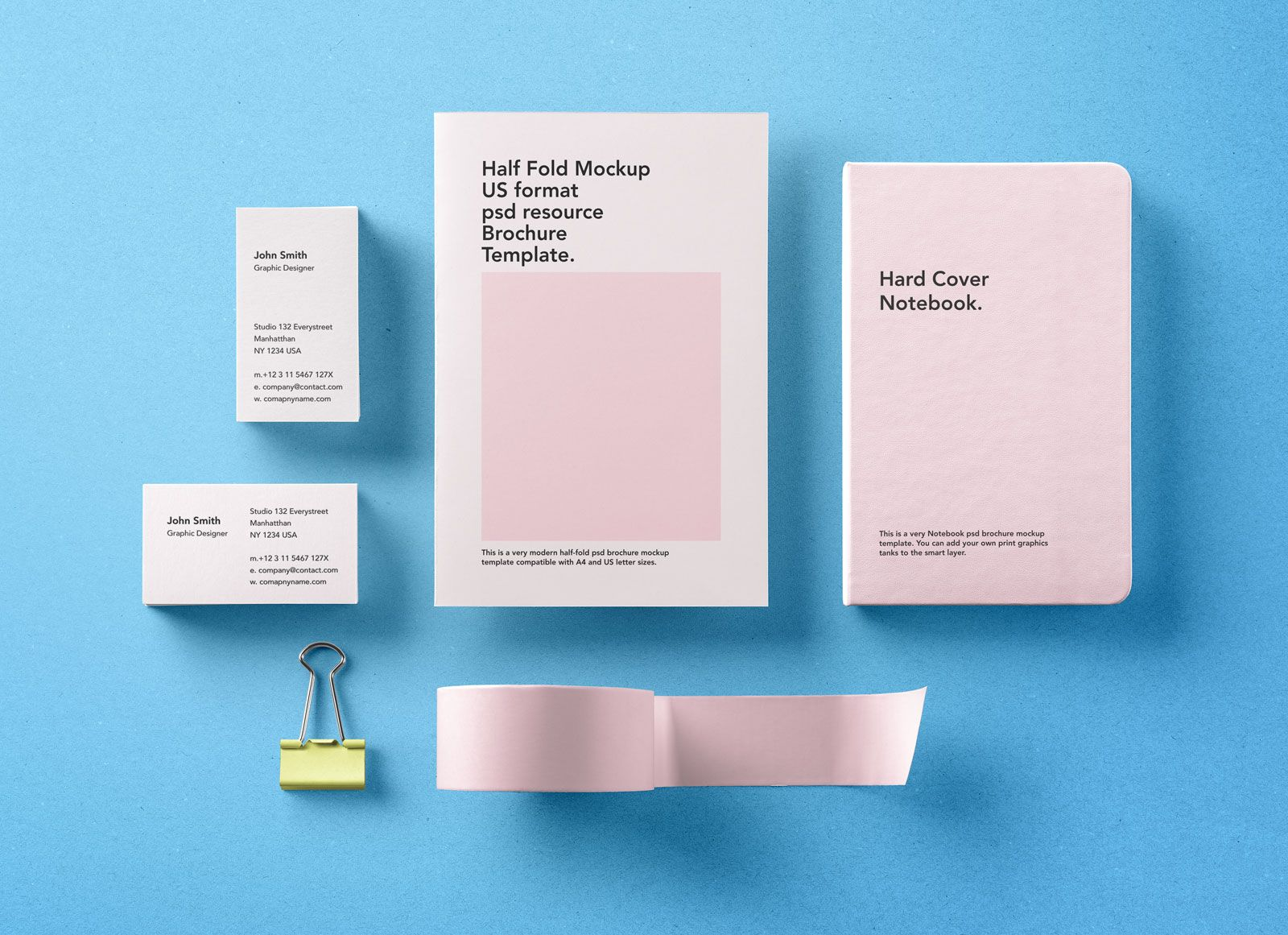 Free premium stationery branding mockup business card displays free premium stationery branding mockup freebies fribly branding templatebusiness card wajeb Gallery