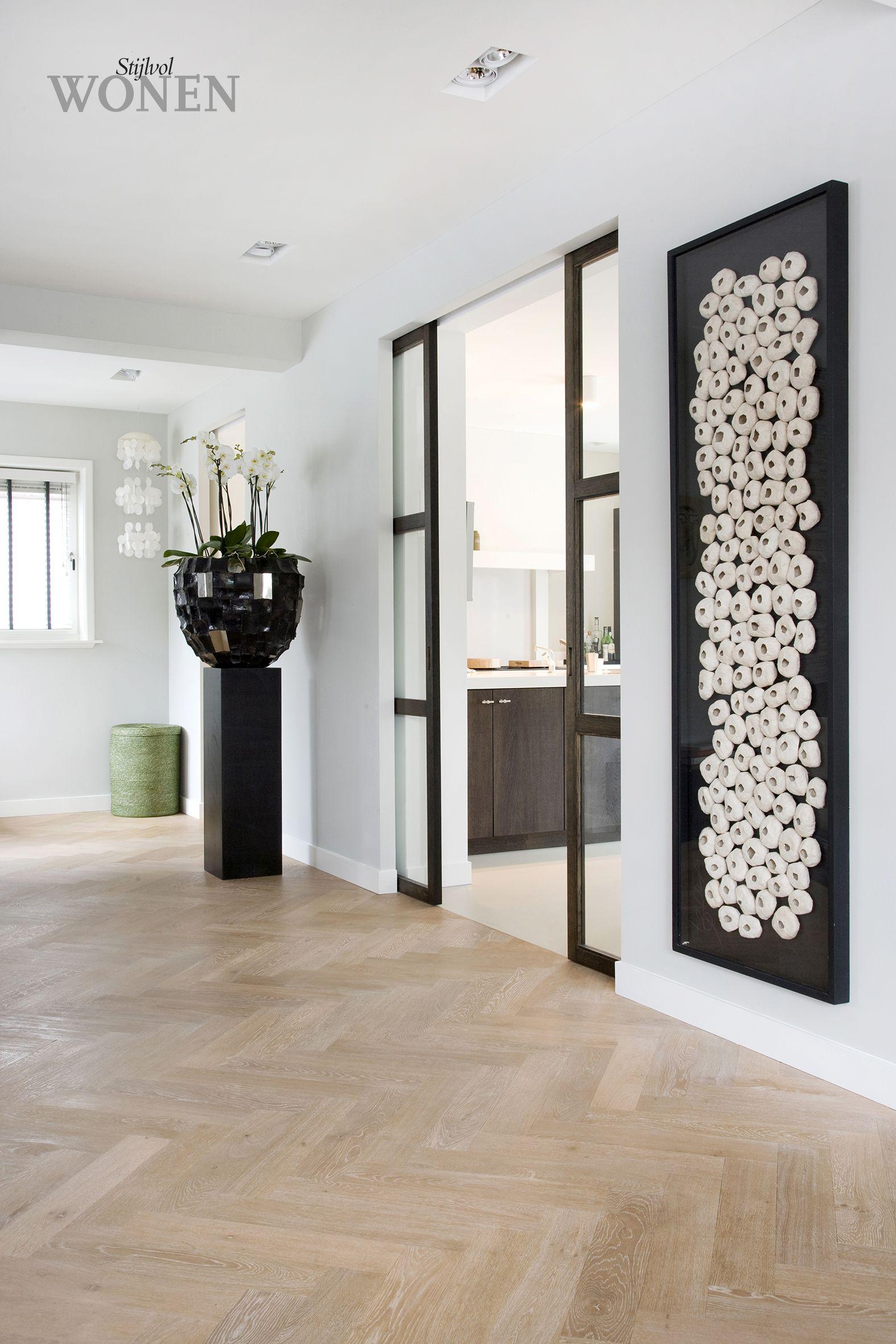 Sliding Doors Between Walls Living Room Pinterest Doors