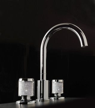 Maier Three Holes Starlight Collection Contemporary Bathroom - Bathroom faucets miami