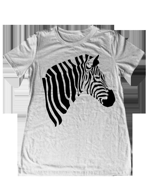 630a52779b37 Jackie Woods Collection - Zebra Women's Tee Shirt Skirt, Pet Clothes, Wild  Animals,
