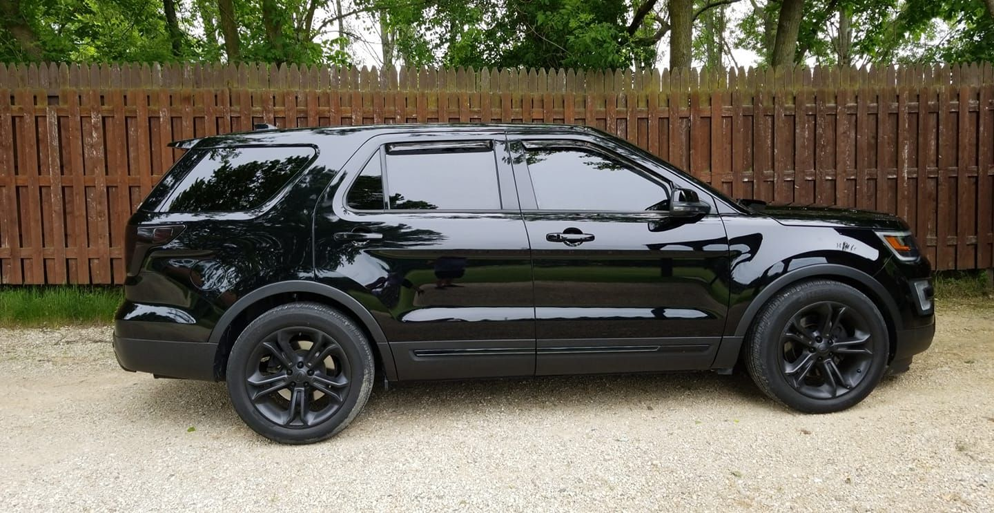 Pin by Gerry Maki on Explorer mods Ford explorer sport