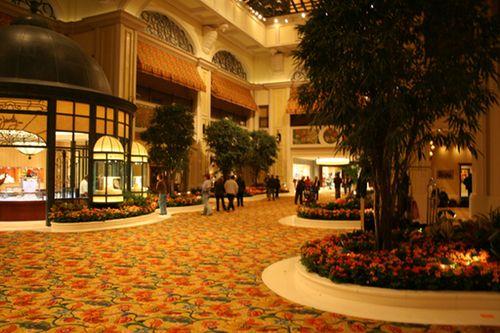 Lobby Shops At Beau Rivage Resort Casino Biloxi Ms Casino