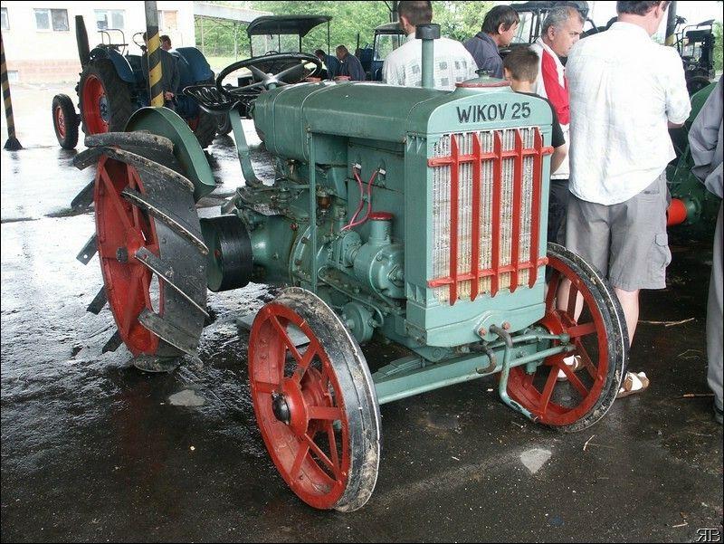 Wikov 35- Historická vozidla