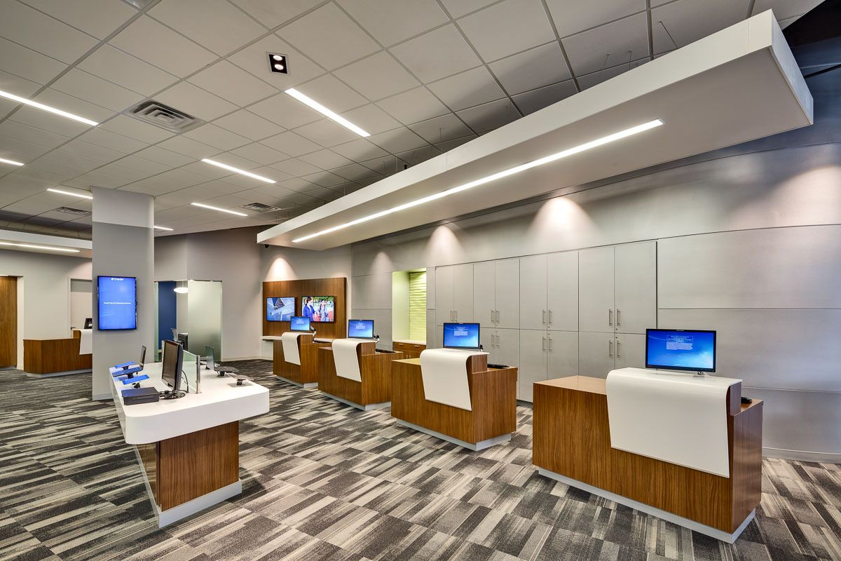 Southern analog in panoramic provides the performance for Office interior design services