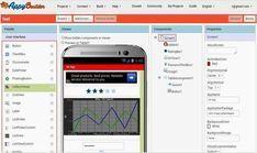 Herramienta para crear apps Android fácilmente Appy Builder, ya es