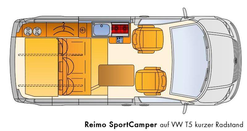 grundrissvwt5krsportcamper_xxl.jpg (800×425) VW