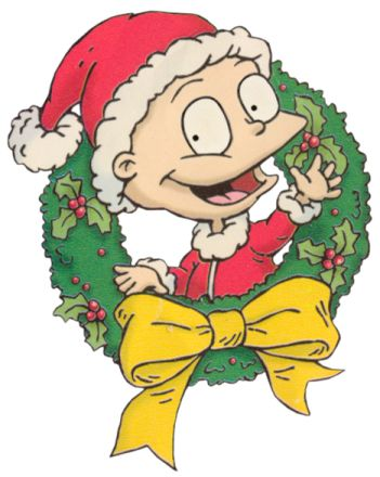 Rugrats Christmas.Pin On Fav Cartoons From When I Was Younger