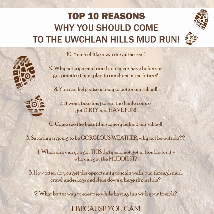 We were a proud sponsor of the 2014 Uwchlan Hills Elementary Mud Run.