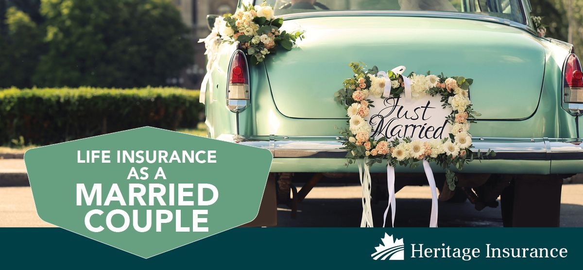 How to get life insurance as a married couple life