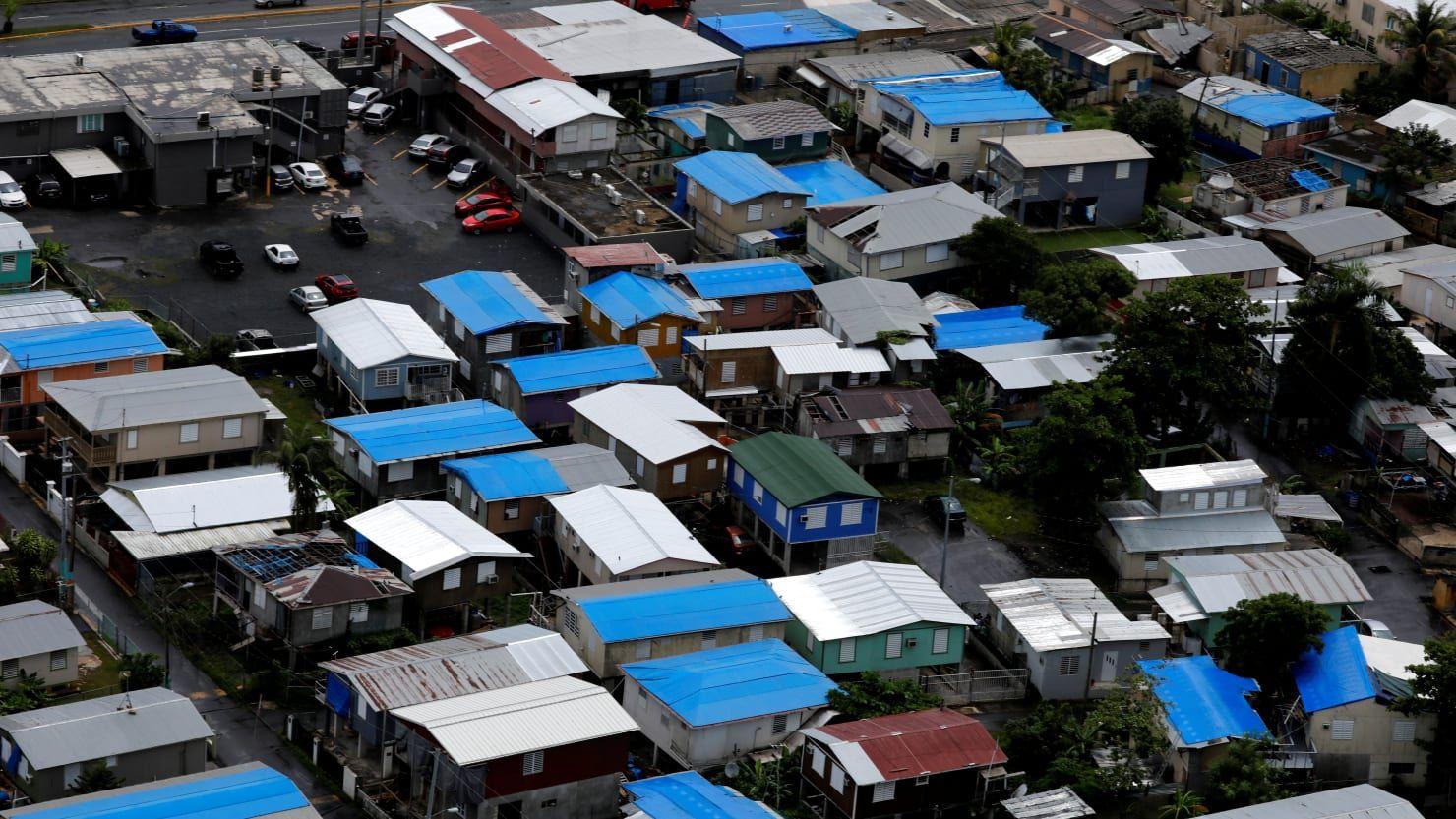 Trump Demanding End to DisasterRelief Funds for Puerto