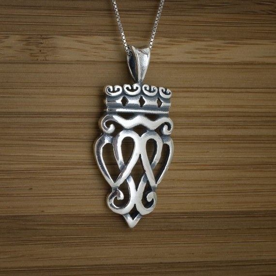 Scottish luckenbooth pendant sterling by littledevildesigns 2600 scottish luckenbooth pendant sterling by littledevildesigns 2600 aloadofball Image collections