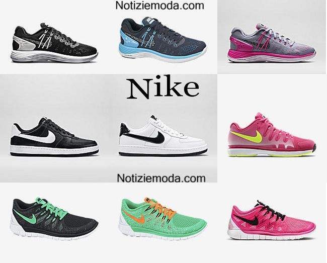 nike calzature